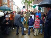 Hallam Street Beginnings with Interation Community School