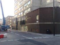 Holiday Inn Greenwell Street London W1W