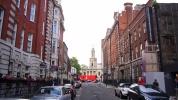 Holy Trinity Marylebone - Bolsover St - Before trees arrive