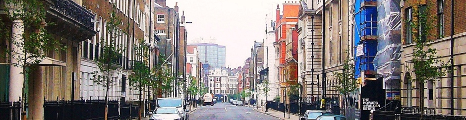 Devonshire Street, London W1