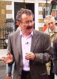 prof winston speaks to marylebone
