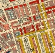 West Marylebone section map