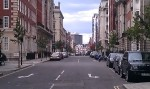 Devonshire Street after trees were planted