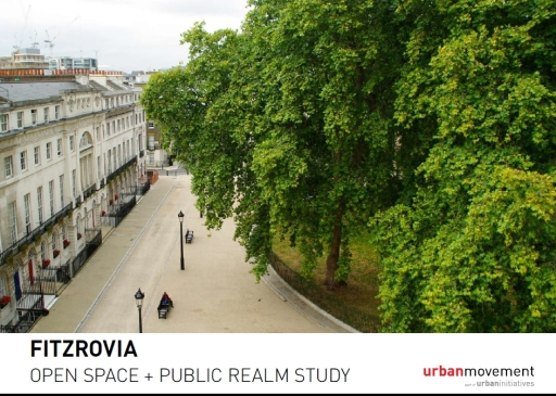 LBC's Fitzrovia Open space and public realm study