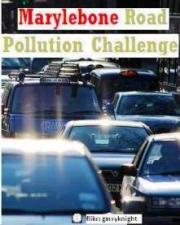 TFL Marylebone Road Traffic Pollutes Neighbourhood