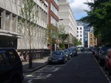 Great Titchfield Street in 2012