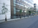 New W1W Trees around Cavendish Campus of University of Westminster